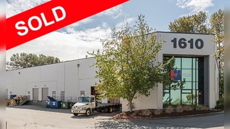 Unit 16 1610 Derwent Way - Industrial - Sale