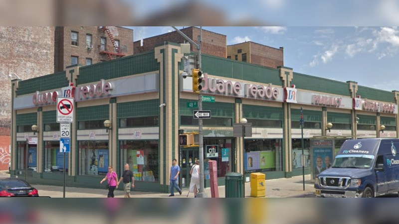 Walgreens 14171 - QUEENS BOULEVARD, Woodside, NY - Retail - Lease