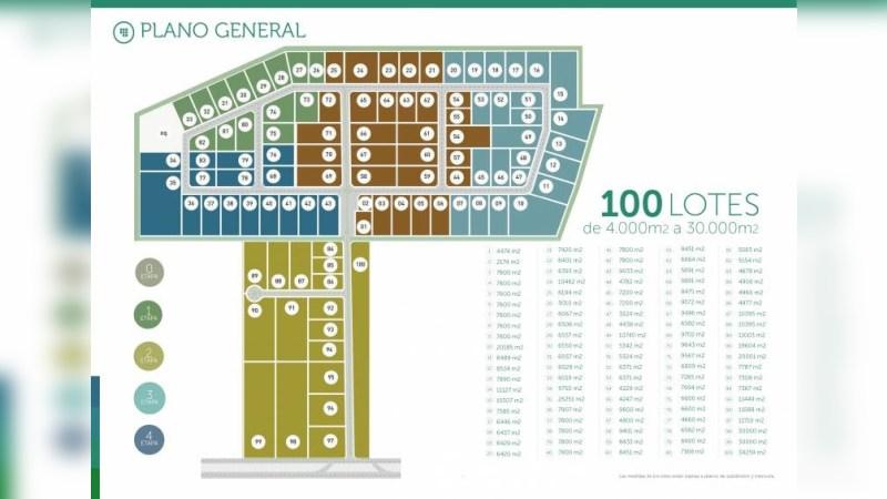 Lote Industrial en Venta - Escobar - Office - Lease