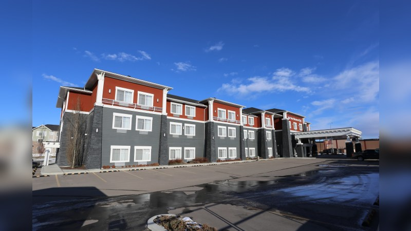 Chestermere Seniors Conversion - Multifamily - Sale