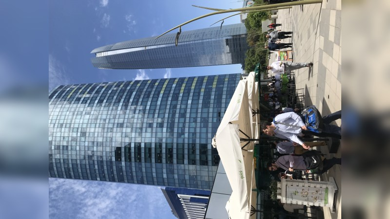 Edificio Parque Titanium - Alternatives - Lease