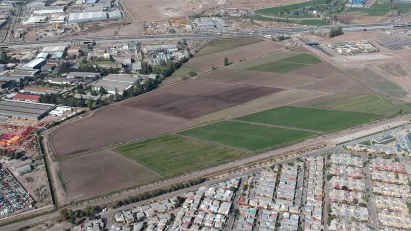 Venta de Terreno 36 Há – Zona Industrial Exclusiva - Industrial - Sale