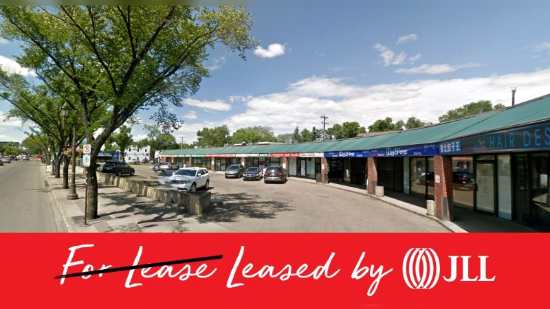 Whyte Mill Square: 100 Street & 82 Avenue (FULLY LEASED) - Retail - Lease