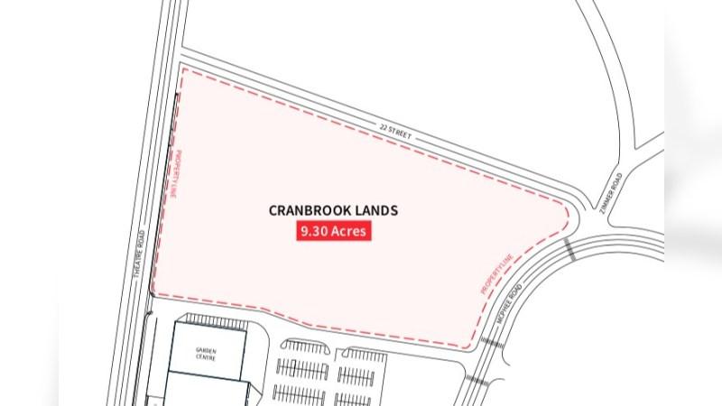 Cranbrook Lands: 2020 Theatre Rd, Cranbrook BC - Retail - Sale