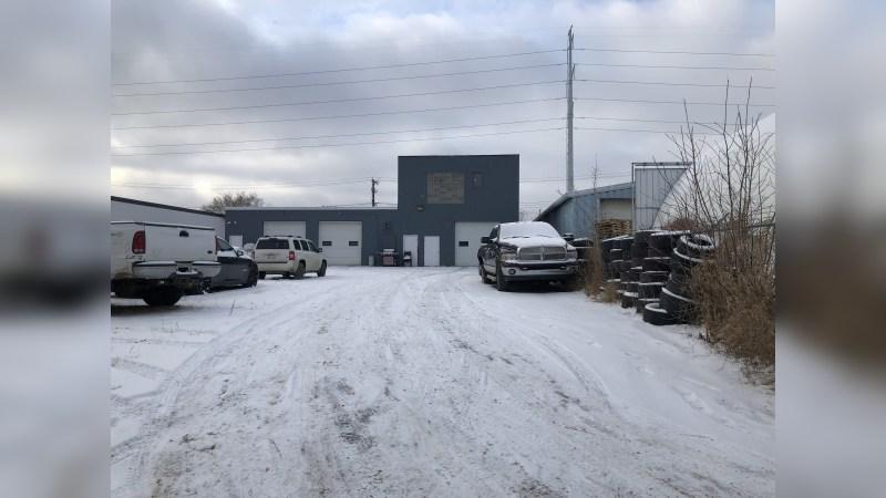 Block Five Shop - Industrial - Sale