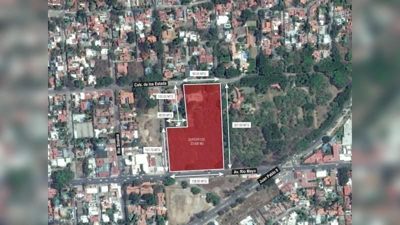 Terreno para Desarrollo e Inversión en Cuernavaca - Land - Sale