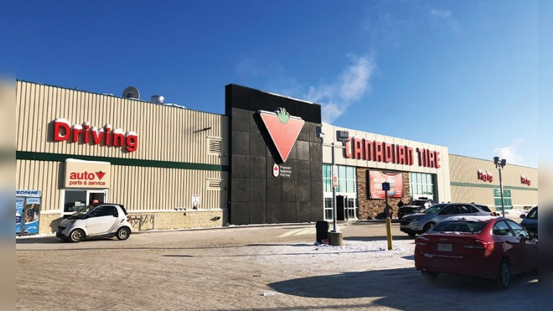 Former Canadian Tire: 11311 - 99 Street - Retail - Sale