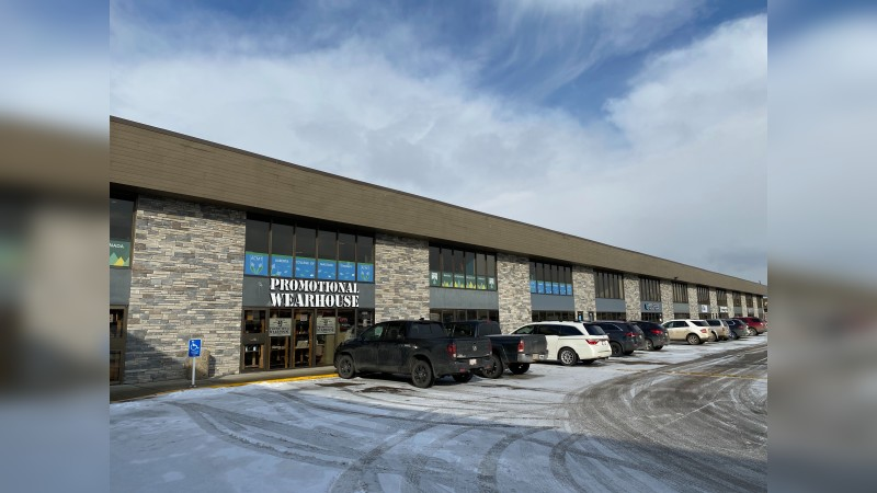 Letourneau Centre (Retail & Office Space) - Retail - Lease