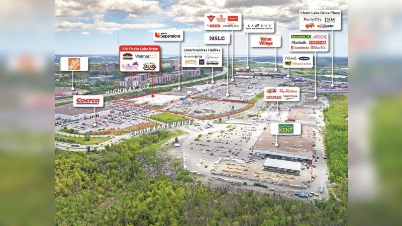 FOR SALE - 220 Chain Lake Drive, Halifax - Retail - Sale