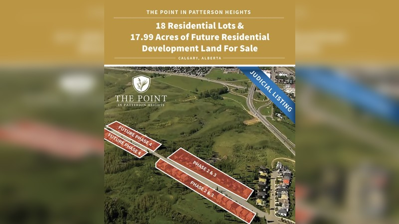 18 Residential Lots & 17.99 Acres of Future Residential Development Land For Sale - Land - Sale