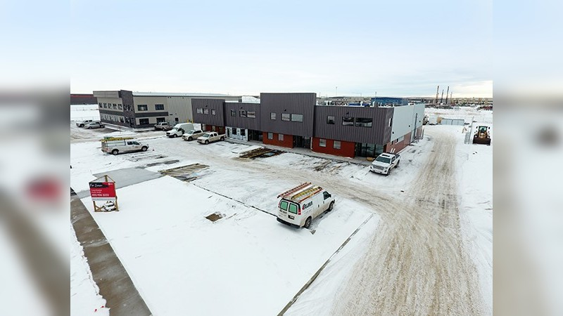 7121 - 107 Avenue SE - Industrial - Lease
