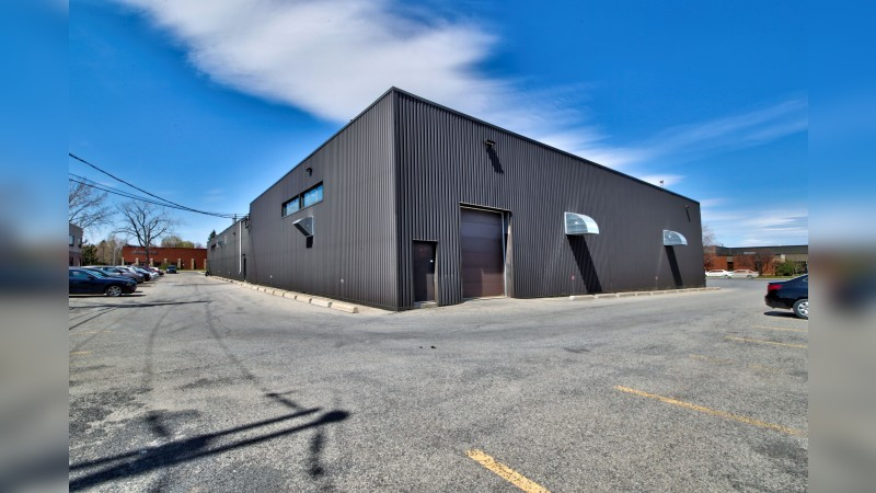 260 Labrosse, Pointe-Claire - Industrial - Sale