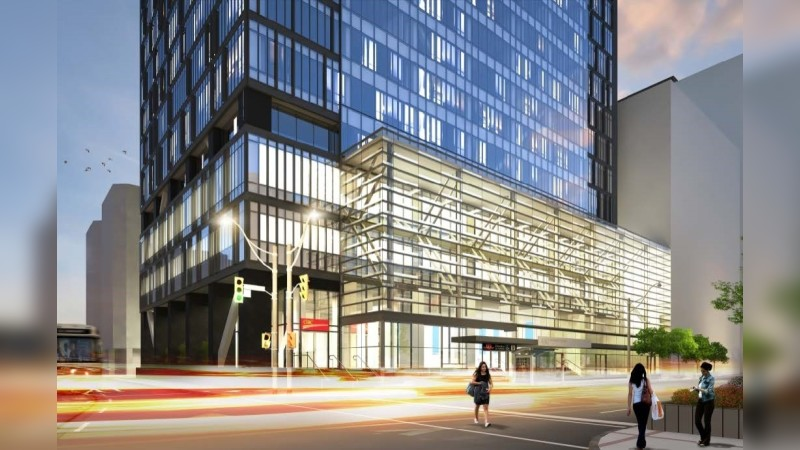 Built-Out Office for Sublease in Toronto - Office - Sublease