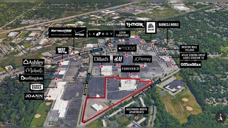 7875 Johnnycake Ridge Rd, JOHNNYCAKE RIDGE RD - Mentor, OH - Retail - Lease
