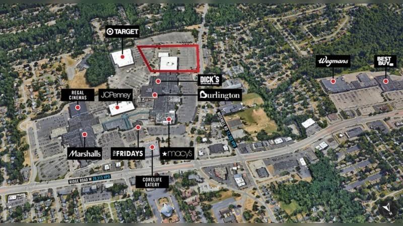 317 Greece Ridge Center Dr, GREECE RIDGE CENTER DR - Rochester, NY - Retail - Lease