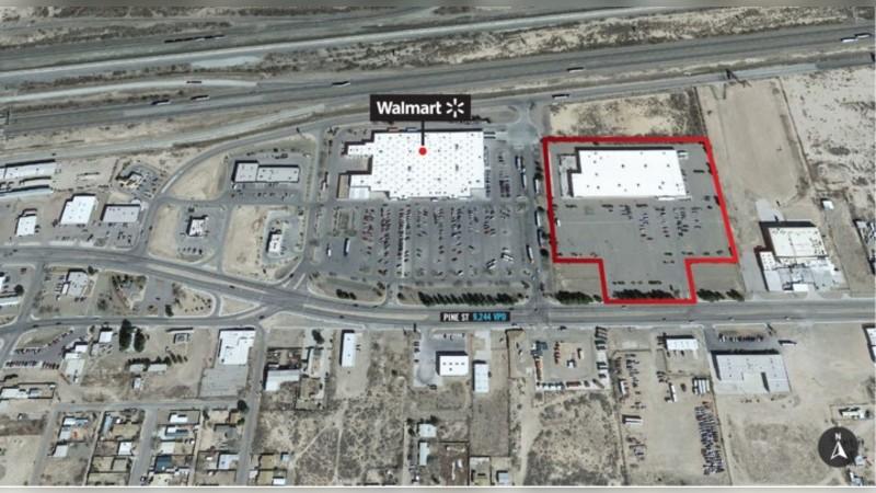 1205 E Pine St, E PINE ST - Deming, NM - Retail - Lease