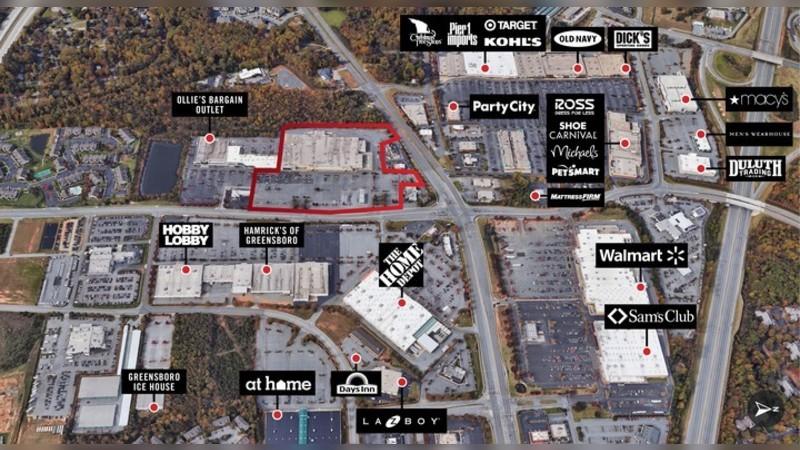 1302 Bridford Pkwy, BRIDFORD PKWY - Greensboro, NC - Retail - Lease