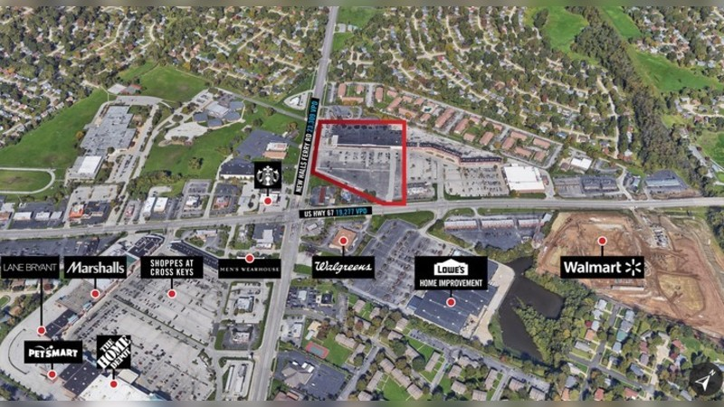 1 Flower Valley Shopping Ctr, FLOWER VALLEY SHOPPING CTR - Florissant, MO - Retail - Lease