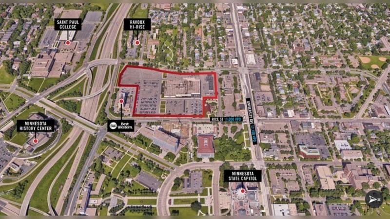 425 Rice St, RICE ST - Saint Paul, MN - Retail - Lease