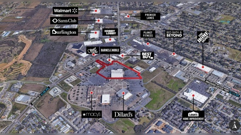 5715 Johnston St, JOHNSTON ST - Lafayette, LA - Retail - Lease