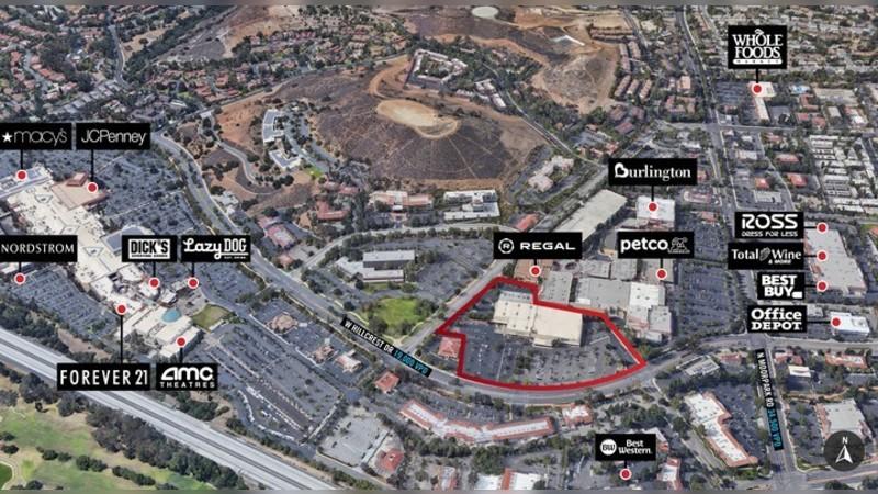 145 Hillcrest Drive, HILLCREST DRIVE - Thousand Oaks, CA - Retail - Lease