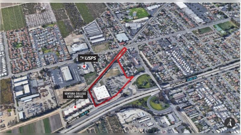 895 Faulkner Rd, FAULKNER RD - Santa Paula, CA - Retail - Lease
