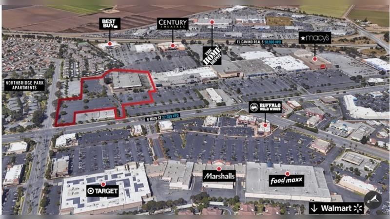 1700 N Main St, N MAIN ST - Salinas, CA - Retail - Lease