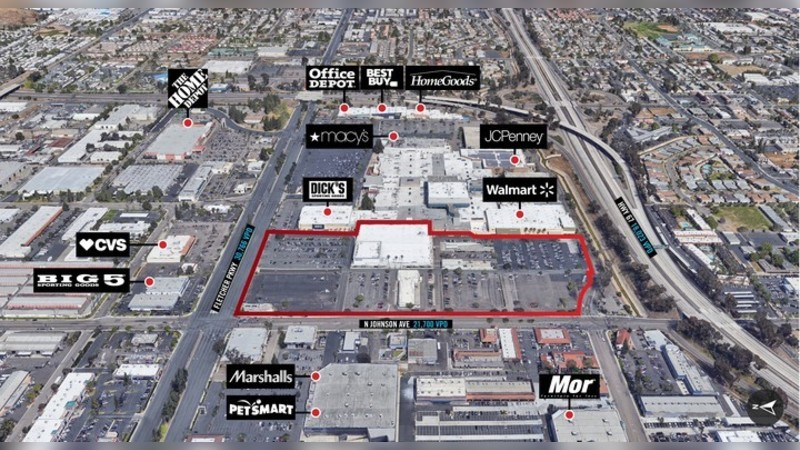 575 Fletcher Pkwy, FLETCHER PKWY - El Cajon, CA - Retail - Lease