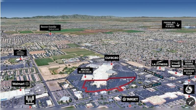 12025 N 32nd St, N 32ND ST - Phoenix, AZ - Retail - Lease
