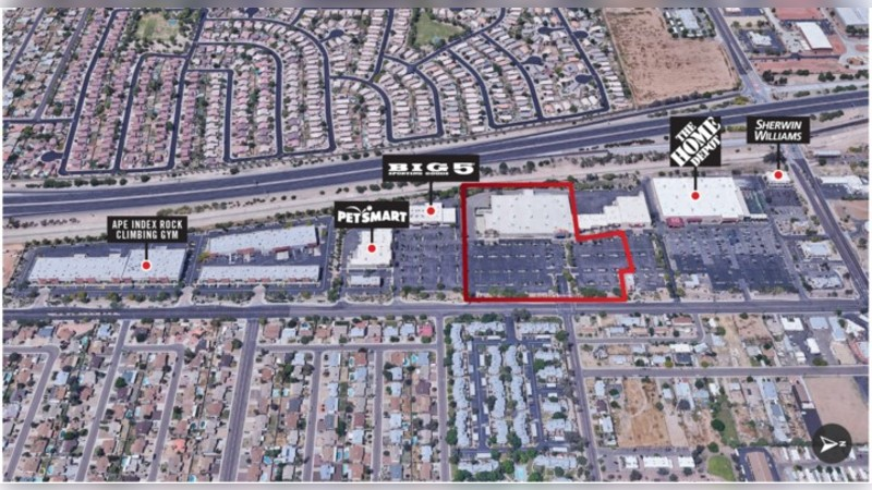 10140 N 91st Ave, N 91ST AVE - Peoria, AZ - Retail - Lease