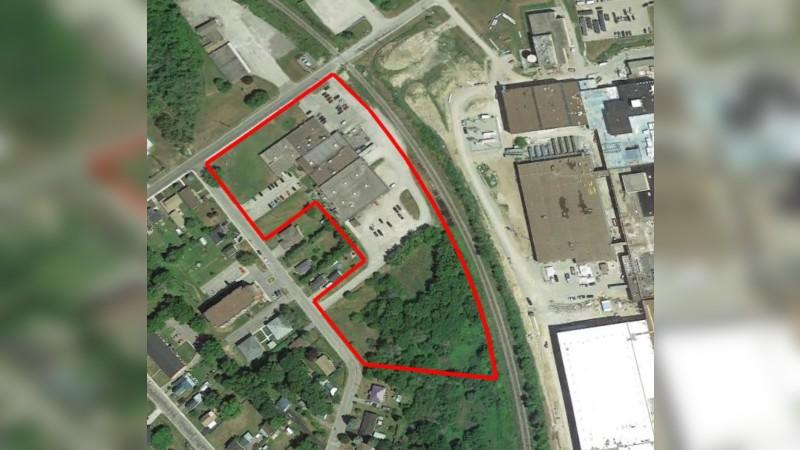 Freestanding Industrial Building - Smiths Falls, Ontario - Industrial - Sale