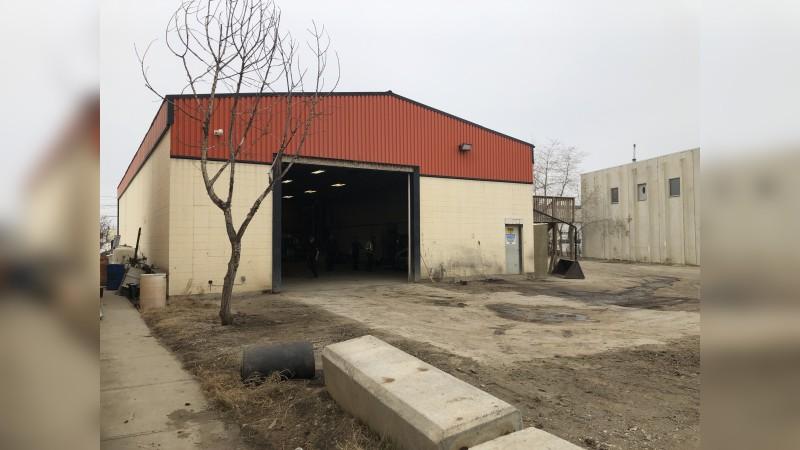 Former Macroe Construction Building - Industrial - Sale