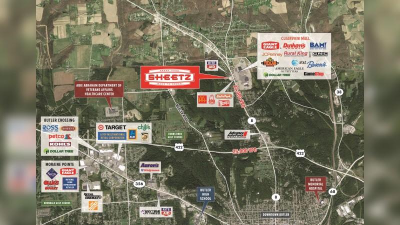 Sheetz - Retail - Sale