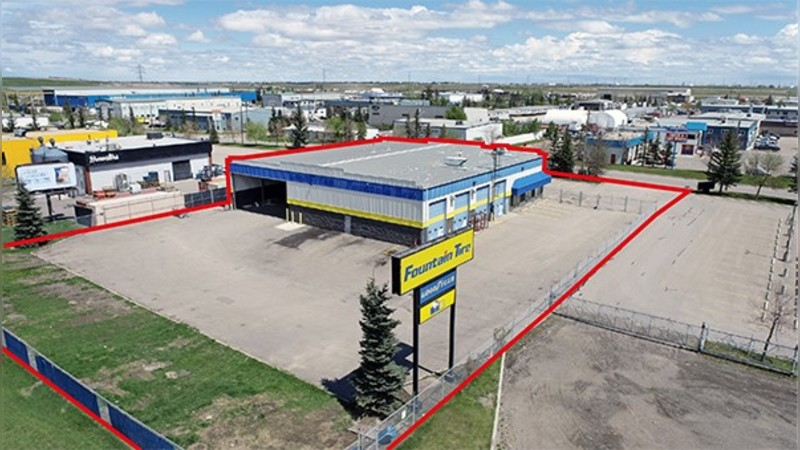 5615 - 53 Street SE - Industrial - Lease