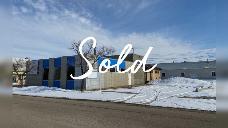 BMO Building: 4928 Hankin Street, Thorsby (SOLD) - Retail - Sale