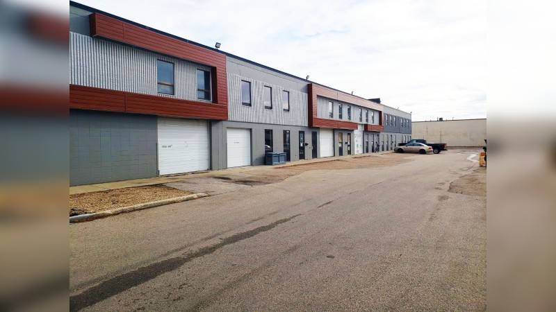 JD Building - 160 Street & 115 Avenue, Edmonton - Industrial - Lease