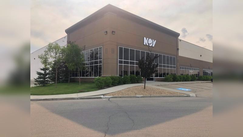 NOV South Edmonton - 7345 68 Avenue, Edmonton - Industrial - Sublease