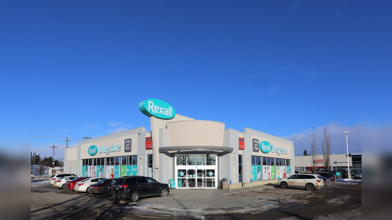 Refinery Row Shopping Centre, Edmonton - Retail - Sale