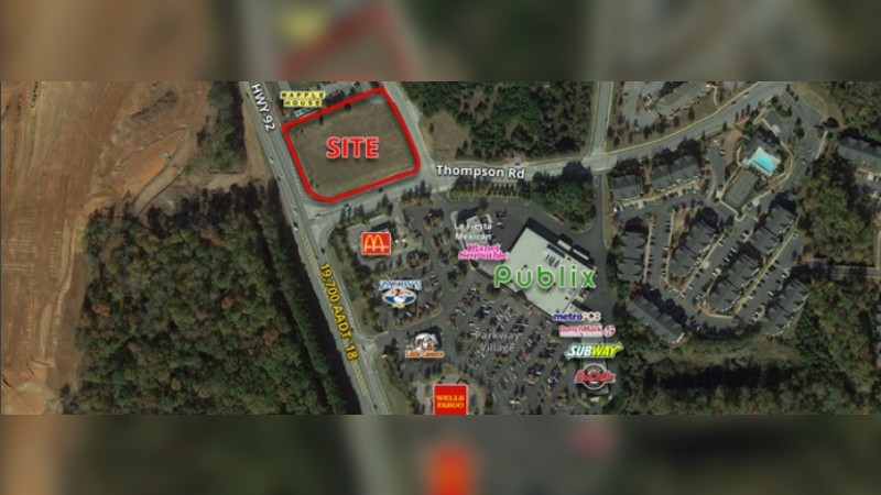 Walgreens 10072 - NEC OF SR92 & SOUTH FULTON PKWY - Fulton County, GA - Retail - Lease