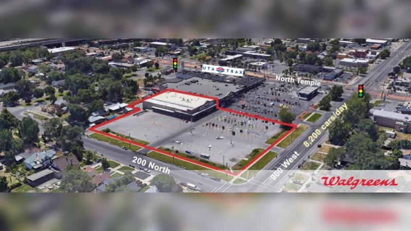 Walgreens 17870 - 150 North 900 West - Salt Lake City, UT - Retail - Lease