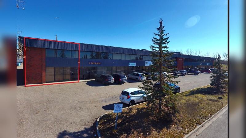 2616 - 16 Street NE, Unit 1 - Industrial - Lease