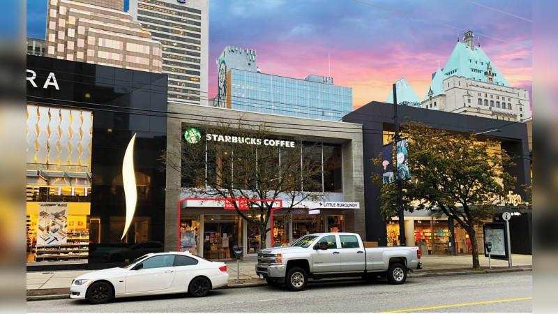 Robson Street Retail Space - Retail - Lease