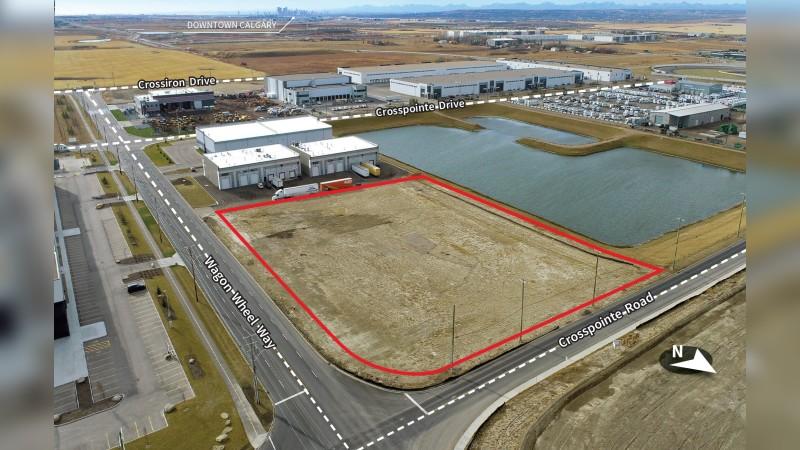 Crosspointe Industrial Park Land - Industrial - Sale