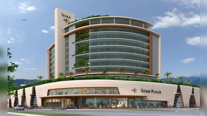 Centro Comercial Titán Plaza - Retail - Lease