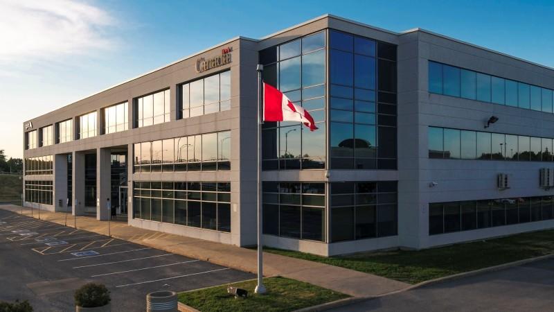 3250 Boulevard Lapinière - Office - Lease