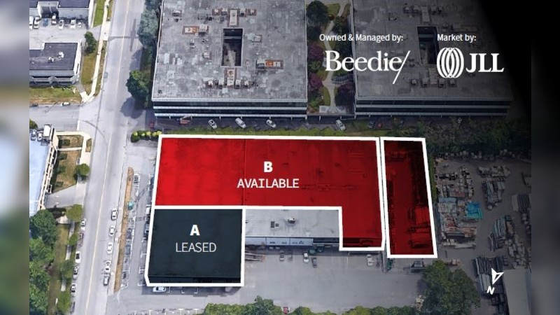25,384 sf of warehouse/office space with fenced yard - Industrial - Lease
