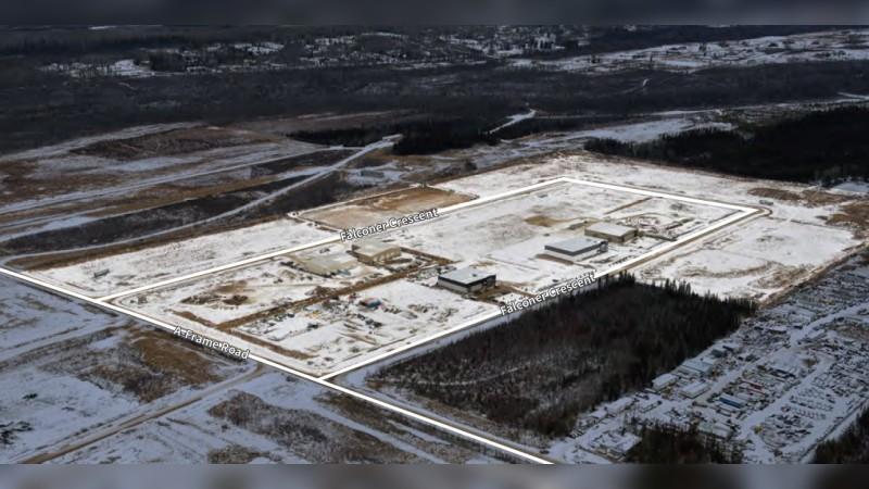 L Roberts Industrial Park - A-Frame Road & Falconer Crescent, Fort McMurray - Land - SaleLease