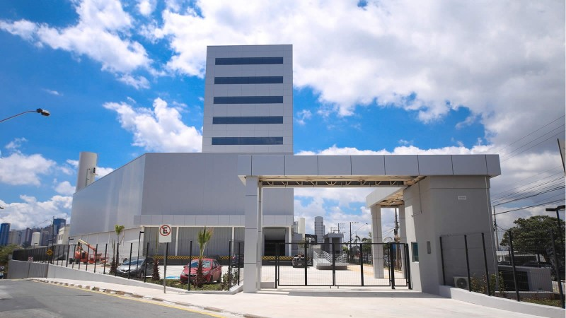 Centro Empresarial - JCL - Industrial - Lease