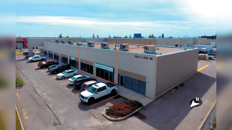 Calgary Business Park Condo Warehouse & Office - Industrial - Sale