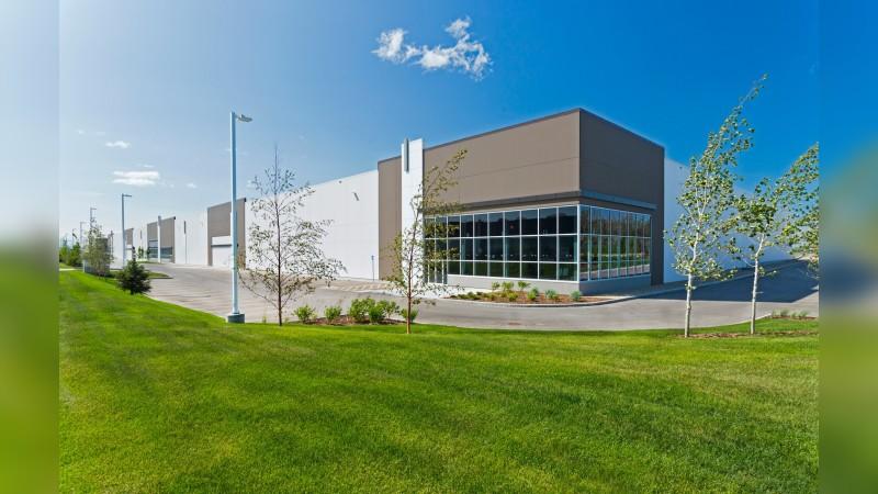 Nose Creek Business Park, Building D - Industrial - Lease
